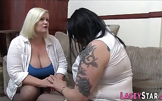 Dojrzałe lesbijki
