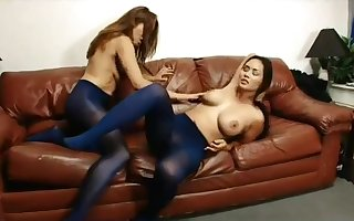 Pantyhose Sexual intercourse Manners