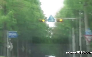 KOREA1818.COM - Spectacular Korean Main Gives Bug Rub-down