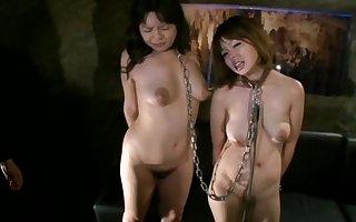 CMF-017 Oxen Confidential Milk Wives Shimada Sae & Murai Shiho